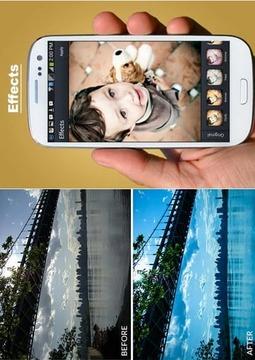 Kamera Snapchat