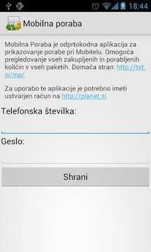 Mobilna poraba