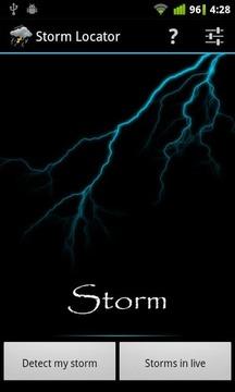 Storm Locator (Deprecated)