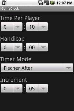 Game Clock Lite