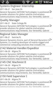 General Dynamics Careers