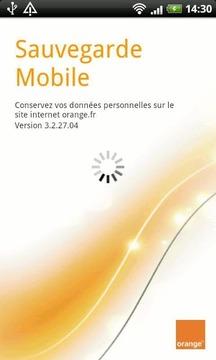 Sauvegarde Mobile