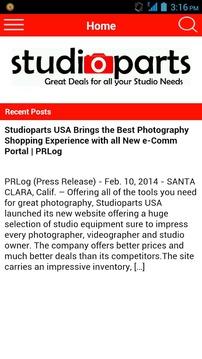 Studioparts Blog