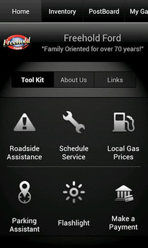 Freehold Ford DealerApp