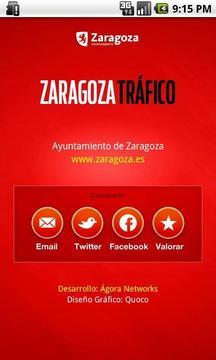 Zaragoza Traffic