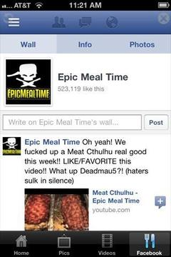 EPIC MEAL DROID