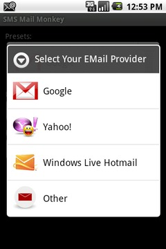 SMS Mail Monkey FREE