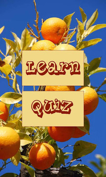 Spanish Words Quiz: Fruits