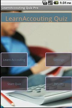 Accounts Learning Quiz
