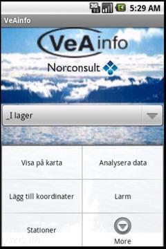 VeAinfo verktyg