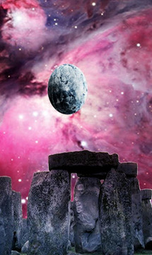 Stonehenge Space 3d LWP