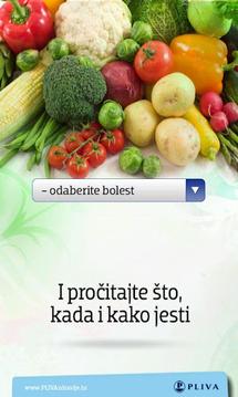 Prehrana po bolestima