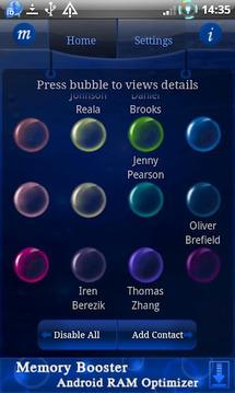 BubbleID - Colorful Bubbles