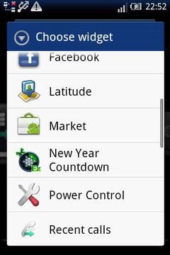 New Year Countdown Widget Ex