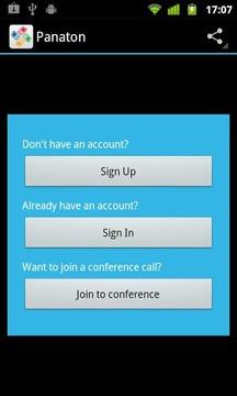 Panaton Conferencing