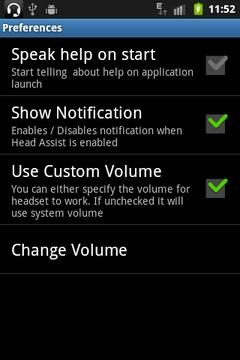 Head Assist beta