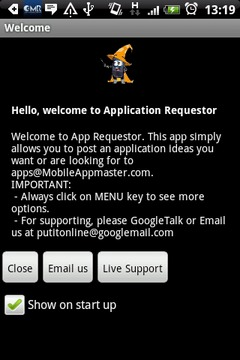App Master