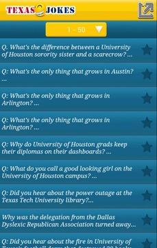 Texas Jokes