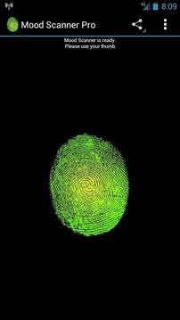 指纹扫描器
