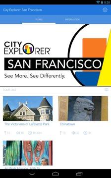 City Explorer San Francisco
