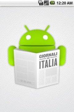 Giornali di Italia