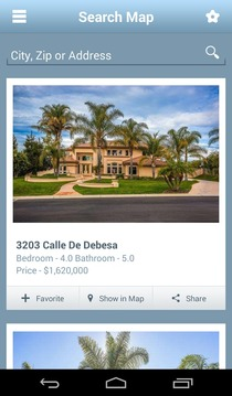 South OC Real Estate App