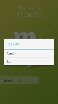 Lock Air