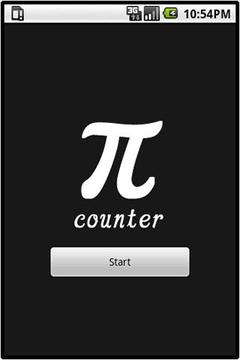 Pi Counter