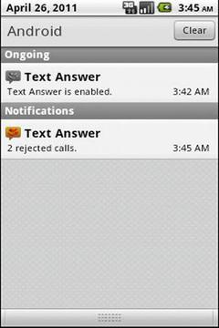 Text Answer