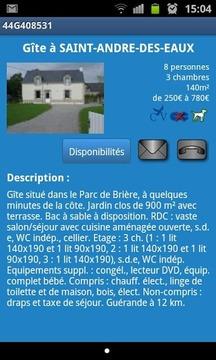 Gîtes de France - Bretagne Sud