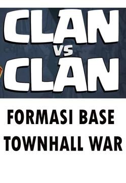 Formasi Base Clan War CO...