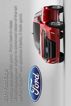 Ford Edge Mobile Experience