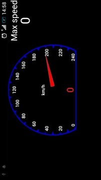 Simple Gps Speedometer