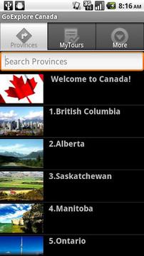探索加拿大