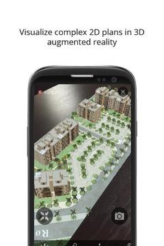 3D 增强现实相机