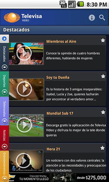 Televisa Video
