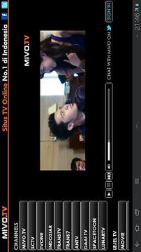 Mivo.TV - Live Streaming