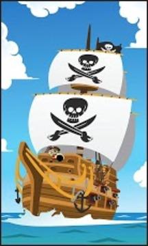 愚蠢的海盗 Clumsy Pirates