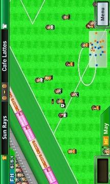 足球物语英文精简版Pocket League Story Lite