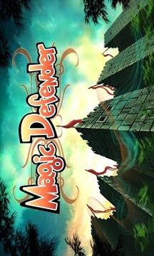魔法防御 Magic Defender