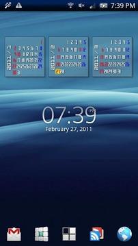 Calendar & Launcher