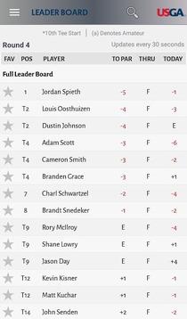 美国高尔夫公开锦标赛