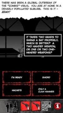 僵尸之日生存模拟器