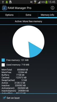 RAM优化