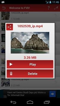FVD - 免费视频下载器