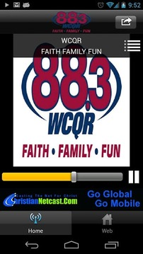WCQR 88.3