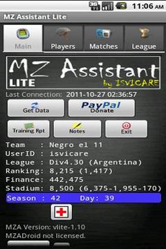 MZ Assistant LITE