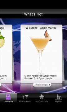 MONIN Ultimate Cocktails
