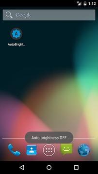 Auto Brightness Switch