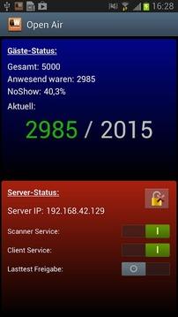 GATEWatch Server